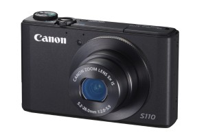 Canon PowerShot S110 - Digitale Kompaktkamera